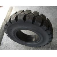 Quality solid forklift truck tire 825-15 for sale