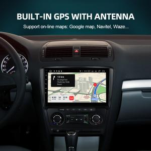 Quality 2 Din Android 10 Car GPS Navigation DVD Player RDS Radio Free Map for sale