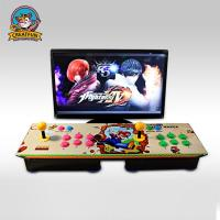 Quality Stylish Arcade Game Machines Arcade Video Game Console Flexible Button for sale