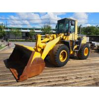 China Original Paint Second Hand Wheel Loaders , Komatsu Wheel Loader WA380-3 187.7 Hp on sale