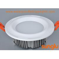 Quality SMD 2835 / COB 9w LED DownlightDimmable No Flicker For Ceiling Decoration for sale