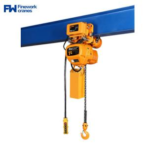 Quality Construction Electric Chain Hoist With Wireless Remote Control for sale