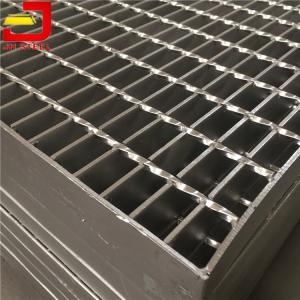 Quality Outdoor Steel Grid Mesh Plain Type Open Non Slip Metal Grating Q275 Q345 Q235 for sale