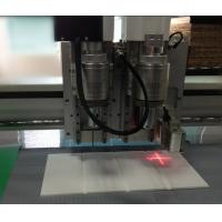 Quality Foam V cutting machine for better folding effect for sale