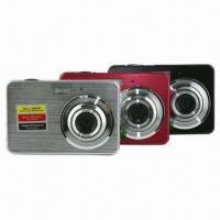 China 12MP Digital Camera with 2.7-inch LTPS Screen, Anti-shake and Face Tracking on sale