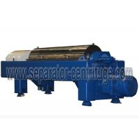 Quality 3 Phase Separation Decanter Centrifuges Used in Fish Oil Processing for sale