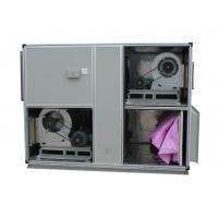 Quality Double Skin Healthy Climate Heat Recovery Ventilation Unit HRV Air Flow 2000m3/h for sale