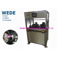 China Brushless Cooler Motor Winding Machine , AC Ceiling Fan Armature Winding Machine on sale