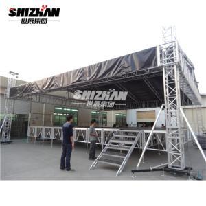 Quality Exhibition Concert Event Aluminum Square Truss Display for sale
