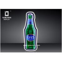 Best EFES Bar Bottle Display Wall mounted Display, High quailty Light Source wholesale