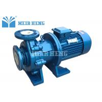 Quality PFA Lined Centrifugal Magnetic Chemical Pump Sealless For Chemical for sale