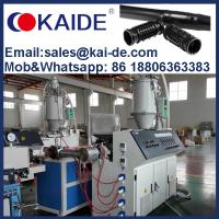 China China KAIDE inline cylinder drip irrigation pipe making machine production extrusion plant equipment for sale on sale