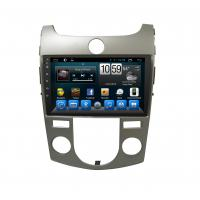 Quality Steering Wheel Control KIA DVD Player 9 Inch Kia Forte Android Car GPS Navigation System for sale