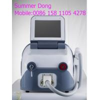 Quality Sanhe portable Beauty ipl shr hair removal face lifting machine from Sanhe with CE for sale