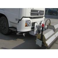 China High Pressure Cleaning Truck, run way sweeper, pressure washing truck and pressure truck DFLll60BX2 on sale