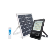 Quality IP65 200W Solar LED Flood Lights With 32650 Lithium Battery for sale