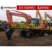 Buy cheap Used Hitachi EX100WD Excavator/Hitachi EX100WD from wholesalers