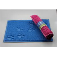 China Soft And Durable Different Styles PVC Cat Scratcher Mat on sale