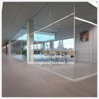 Quality Movable Wall Glass Partition for Office dividers for sale
