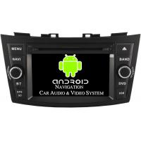 Quality Multimedia Head Unit Suzuki Swift Auto Radio DVD Player 1080P HW Video Decoder 2011+ for sale