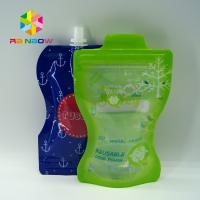 Best Food Grade Plastic Spice Spout Pouch Packaging Custom Printing PET / NY / PE wholesale