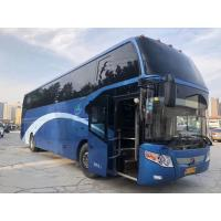 Quality 2011 year 59 leather seats used yutong coach bus 95000Km mileage no damage for sale
