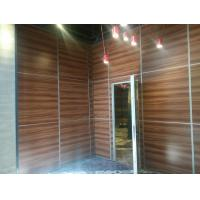 Buy Economy Malaysia Movable Sliding Room Partitions Easy Combination at wholesale prices