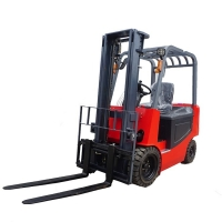 6000mm Cascade Sideshift Power Stacker 3 Ton Electric Forklift for sale