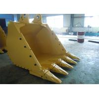 Quality Larger Capacity Excavator Grapple Bucket For Hydraulic Digger Demolition for sale