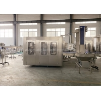 Quality Mineral Water 24 Heads Drinking Water Filling Packaging Machine for sale