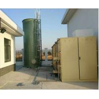 China UASB  third phase separating Reactor /UASB Anaerobic reactor , wastewater treatment process on sale