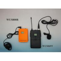 Buy cheap New Arrival wireless portable Audio tour guide system high quality from wholesalers