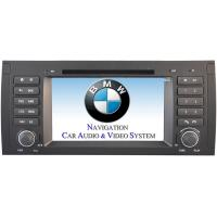 Quality Multimedia BMW Sat Nav DVD 1080P HD Video Player BMW M5 GPS Stereo Audio 1995 - 2003 for sale