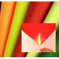 China 600D polyester oxford flame retardant tent fabric on sale