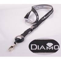 Best Gifts & Crafts » Promotional Gifts custom Polyester woven badge lanyards wholesale