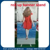 Buy cheap Aluminum Pull Up Trade Show Banner from wholesalers