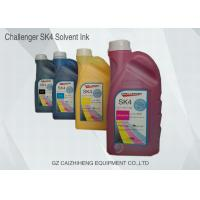China High Fluidity Outdoor Inkjet Eco Printer Ink Challenger No Poison SK4 on sale