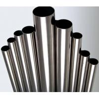 China Mirror Polished 304 Stainless Steel Round Pipe Decoration 6 Meters Length on sale