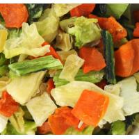 Quality Dried Vegetable Mixed for sale