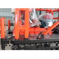 Quality Hgih Performance Crawler Mounted Drill Rig For Water Well Drilling for sale