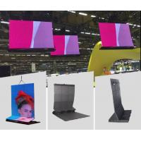 Best 1R1G1B Ultra Thin Video transparent led display screen Great waterproof wholesale