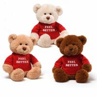 Quality Family Teddy Bear With T shirt Soft Toy Plush Toy for sale