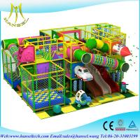Quality Hansel 2015 kids toys indoor soft playground,electric soft playground for sale for sale