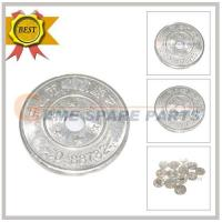 Quality Steel coin with hole(23*1.85) for sale