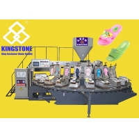 China 24 Station 194 Pairs/Hour PVC Plastic Shoe Injection Machine for sale