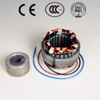 Buy cheap AC motor stator and rotor with copper wire from wholesalers