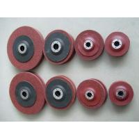 China Non-woven disc, Polishing Discs, Unitized Discs, surface conditioning discs on sale