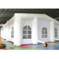 Best 0.9 MM PVC Tarpaulin Airtight Tent /Inflatable  Shown Tent /Party Tent  For Event wholesale