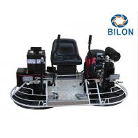 Quality 24HP Concrete Ride On Trowel Machine Multi - Directional Steering System for sale