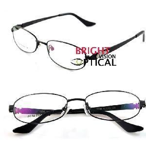 Quality Full-Rim Pure Titanium Eyewear (9656) for sale